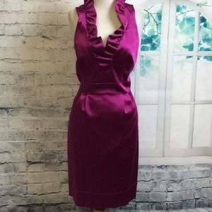 Taylor Fuschia Dress 12